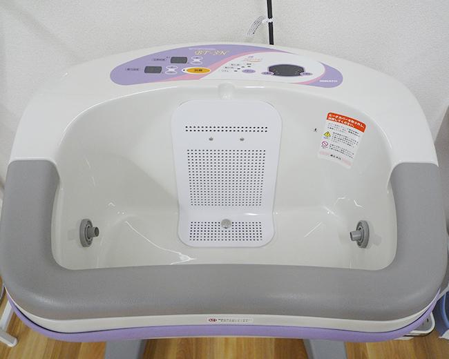 温浴療法用装置
